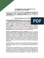 Contrato Borrador Contratista Piscicola Ejecucion