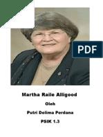 Martha Raile Alligood (Inggris)