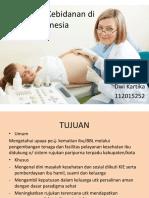 Presentasi 1 Dr Ekarini - Dwi Kartika