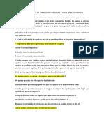 Evaluacion Diagnostica de Formacion Ciudadana y Civica2018