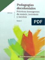 Catherine Walsh - Pedagogías Decoloniales.pdf
