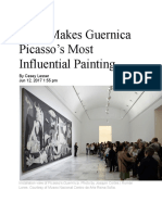 Picasso Guernica Its Story
