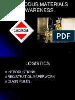 1 Hazardous Materials Awareness