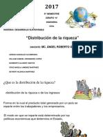 Distribucion de La Riqueza