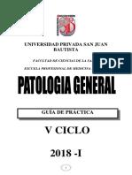 g. p. Patologia General 2018-i