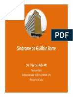 Guillain Barre