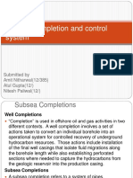 Slide_Subsea Completion and Control System