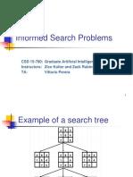 Informed Search Pt1