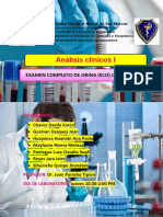 Examen Completo de Orina (Eco)
