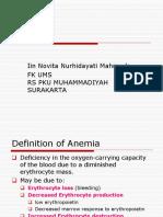 Slide Kuliah Anemia
