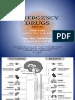 EMERGENCY DRUGS R&L.pptx