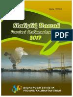 Statistik Daerah Provinsi Kalimantan Timur 2017