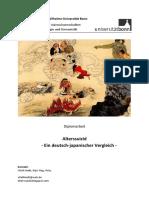 Alterssuizid - Ein deutsch-japanischer Vergleich (by Vitali Heidt)