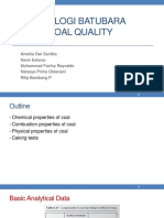 Coal Quality_Kelompok 3