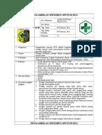 8.1.2.a.4 SOP Pengambilan Spesimen Sputum BTA