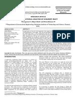 Computational Analysis of Scramjet Inlet