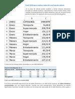 Excel2016 Tablas Dinamicas