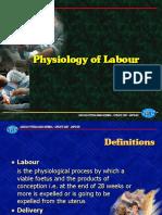 Fisiologi timbulnya persalinan