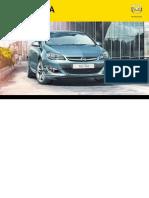Opela Astra User Manual