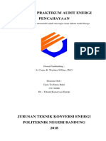 Audit Sistem Pencahayaan