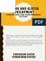 Mixing & Gluten Development
