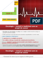 ONCOLOGIE 1
