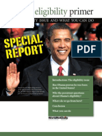 Obama Eligibility Primer 090910