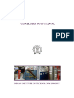Gas Cylinder Safety Manual