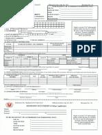 BatStateU FO TAO 02 College Application Form