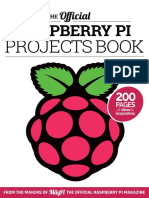 The MagPi Official Raspberry Pi Projects Book v1