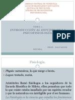 Introduccion Al Estudio de La Psicofisiologia