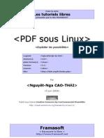 PDF Sous Linux Framasoft La