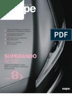 Sapa Group - Shape Magazine Spain 2010 # 1 - Aluminio