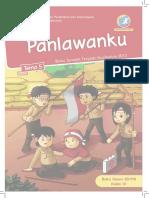 Buku Pegangan Siswa SD Kelas 4 Tema 5 Pahlawanku