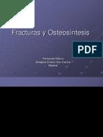 Fracturas y Osteosintesis 12017
