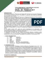 Plan Anual Institución Educativa Emblemática