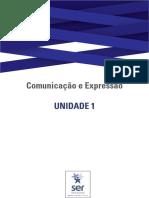 Guia de Estudos Da Unidade 1 - Comunicação e Expressão
