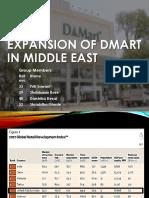Dmart in UAE