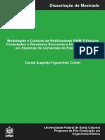 MODELAGEM E CONTROLE DE RETIFICADORES PWM TRIFÁSICOS CONECTADOS A GERADORES SÍNCRONOS A ÍMÃS PERMANENTES EM SISTEMAS DE CONVERSÃO DE ENERGIA EÓLICA