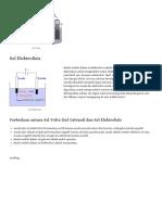 Perbedaan Antara Sel Volta (Sel Galvani) Dan Sel Elektrolisis – Tatangsma.com
