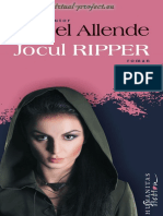 Isabel Allende - Jocul Ripper