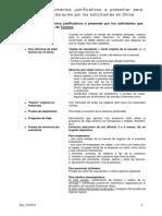 Schengen Documentos Justificativos 29082011 Esp