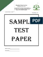 4 Sample Test Paper.docx
