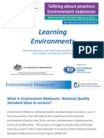 Environment Makeover
