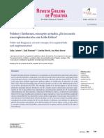 Folatos y Embarazo, conceptos actuales. ¿Es necesaria una suplementación con Acido Fólico?