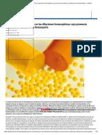 Descubren Nanopartículas en Las Diluciones Homeopáticas Cuya Presencia Explicaría La Eficacia de La Homeopatía — DSalud
