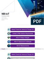 NB-IOT- Viavi Solution