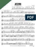 Atziri - Flauta