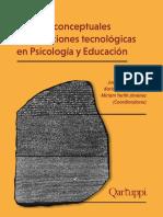 Aportes conceptuales y derivaciones tecnológicas en Psicología y Educación