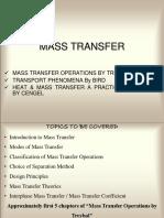 Mass Transfer 2017